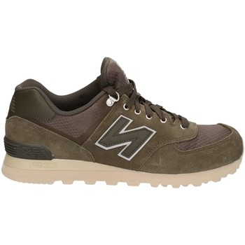 Chaussures Homme Baskets basses New Balance ML574PKT Basket Homme Green Green