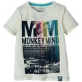 Name It Kids T-SHIRT  DOUGLAS Cloud Dancer (sp)