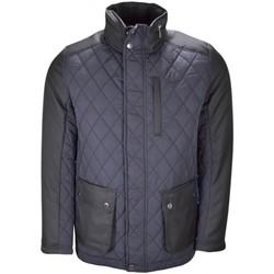 Vêtements Homme Blousons Gant Veste semi matelassée  bleu marine pour homme Bleu