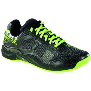 Chaussures Homme Baskets basses Kempa Chaussures  Attack Pro Contender Caution-40,5 noir/jaune fluo