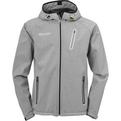 Vêtements Homme Vestes de survêtement Kempa Veste  Core 2.0 Softshell Caution-S gris chiné
