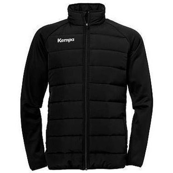 Vêtements Homme Doudounes Kempa Veste  Core 2.0 Puffer Caution-L noir/blanc