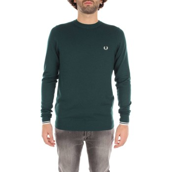 Pull Fred Perry K2000 Homme Green