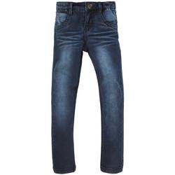 Vêtements Fille Jeans Name It Kids Jean Legging Latin kids dark blue (sp)