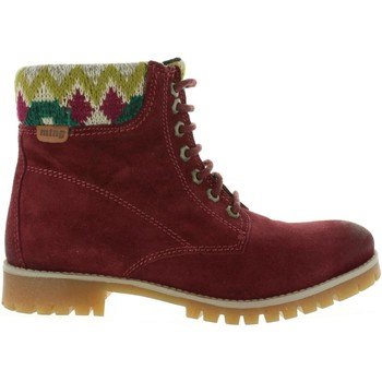 Chaussures Femme Bottines MTNG 93970 Rojo