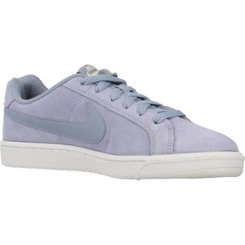 Chaussures Femme Baskets basses Nike COURT ROYALE Blue
