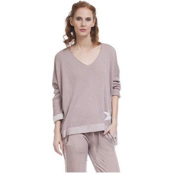 Vêtements Femme Pulls Tantra Pull LIEGE Femme Collection Automne Hiver Rose