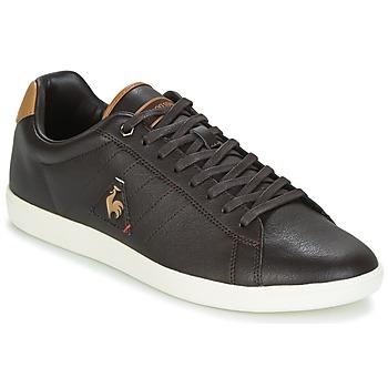 Chaussures Homme Baskets basses Le Coq Sportif COURTCRAFT S LEA Noir
