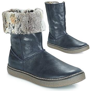 Chaussures Fille Bottes ville GBB DUBROVNIK Bleu