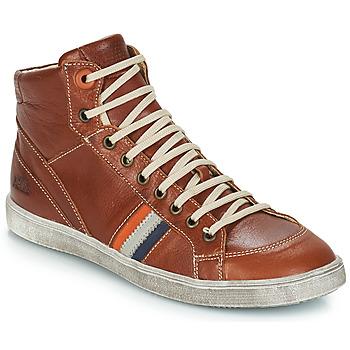 Chaussures Garçon Boots GBB ANGELO VTE MARRON DPF/2367