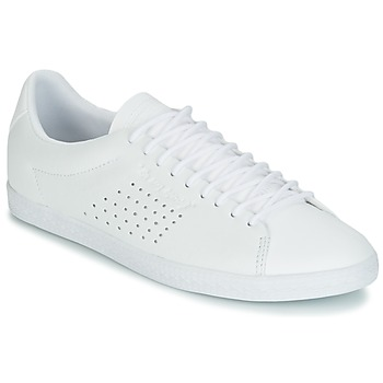 Chaussures Femme Baskets basses Le Coq Sportif CHARLINE LEATHER Blanc