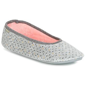 Chaussures Femme Chaussons DIM D BASIA Gris