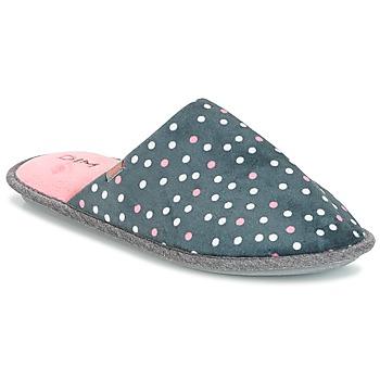 Chaussures Femme Chaussons DIM D BECKY Noir