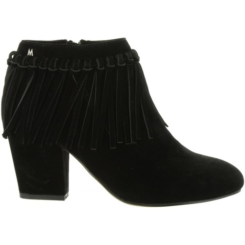 Chaussures Femme Low boots Maria Mare 61128 Negro