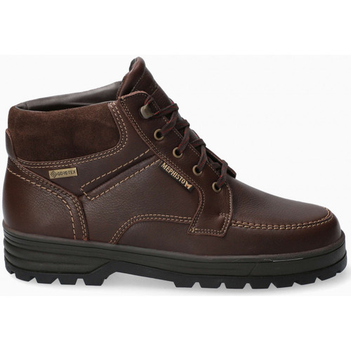 Mephisto Boots JIM GT Marron - Chaussures Boot Homme