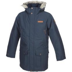 Vêtements Homme Parkas Columbia Timberline ridg nv jacket Bleu marine / bleu nuit
