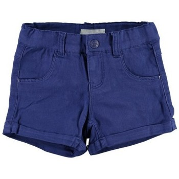 Vêtements Fille Shorts / Bermudas Name It Kids Short  Badda Blue Depths (sp)