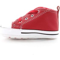Chaussures Chaussons bébés Converse 855120C FIRST STAR SNEAKERS junior unisexe RED WHITE RED WHITE