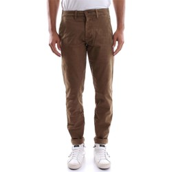 Vêtements Homme Chinos / Carrots Ransom&co RANSOM&CO. P-126 PANTALON Homme MUD MUD