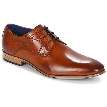 Chaussures Homme Derbies Bugatti  Cognac