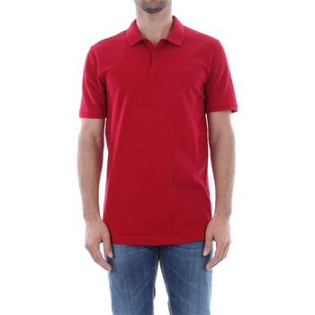 Vêtements Homme Polos manches courtes Premium By Jack&jones 12120321 BELFAST POLO POLO Homme RED RED