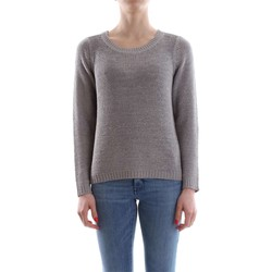 Vêtements Femme Pulls Only 15113356 GEENA PULL Femme SILVER SILVER