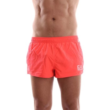 Maillots de bain Armani 902008 7P731 MAILLOT Homme ROSSO FLUO