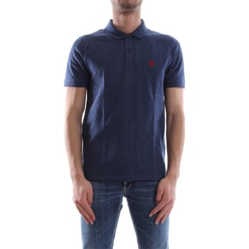 Vêtements Homme Polos manches courtes Selected 16049517 HARO POLO Homme BLUE BLUE