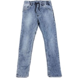 Vêtements Enfant Jeans droit Diesel KROOLEY-NE J 00J3AJ JEANS Enfant DENIM LIGHT BLUE DENIM LIGHT BLUE