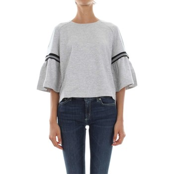 Vêtements Femme Tops / Blouses Only 15141349 MARIZA CHEMISIER Femme LIGHT GREY LIGHT GREY