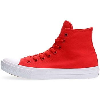 Chaussures Homme Baskets montantes Converse 151119C CHUCK TAYLOR II SNEAKERS Homme RED RED