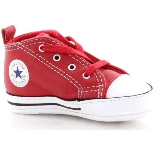 Chaussures Baskets basses Converse 855120C FIRST STAR SNEAKERS junior unisexe RED WHITE RED WHITE