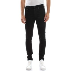 Vêtements Homme Jeans skinny Levi's 519 L.30 24875 SKINNY JEANS Homme DENIM BLACK DENIM BLACK