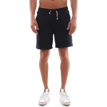 Vêtements Homme Shorts / Bermudas Shoeshine E6SU07 SHORTS ET BERMUDAS Homme DENIM DARK BLUE DENIM DARK BLUE