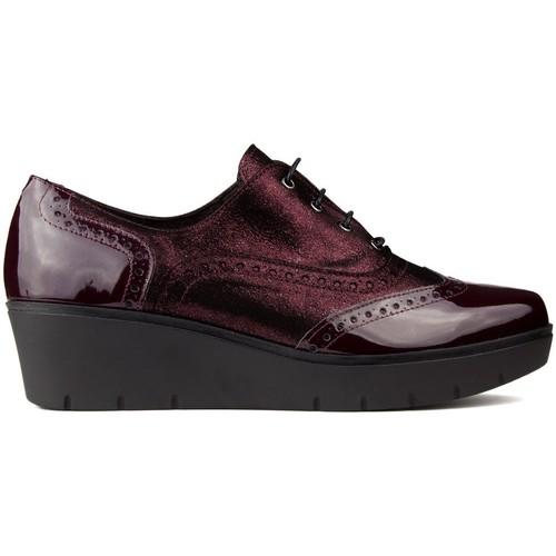 Chaussures Femme Derbies Kroc FEMME CHAUSSURES bordeaux