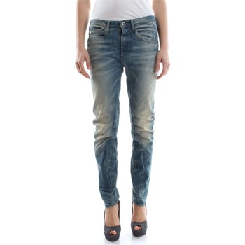Vêtements Femme Jeans slim G-Star Raw 60892 6541 L.32 JEANS Femme DENIM MEDIUM BLUE DENIM MEDIUM BLUE