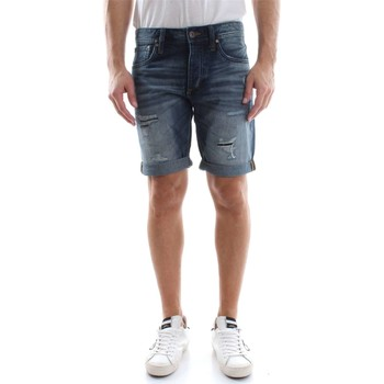 Vêtements Homme Shorts / Bermudas Jack&jones 12103196 RICK SHORTS ET BERMUDAS Homme BLUE DENIM BLUE DENIM
