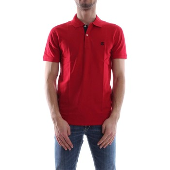 Vêtements Homme Polos manches courtes Selected 16049517 HARO POLO Homme RED RED