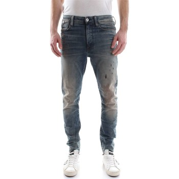 Vêtements Homme Jeans droit G-Star Raw 51040 8592 L.32 TYPE C 3D JEANS Homme DENIM MEDIUM BLUE DENIM MEDIUM BLUE