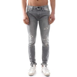Vêtements Homme Jeans droit Selected 16048812 L.32 ONEFABIOS JEANS Homme GREY GREY