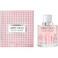 Beauté Femme Eau de toilette Jimmy Choo Illicit Flower Edt Vaporisateur  100 ml