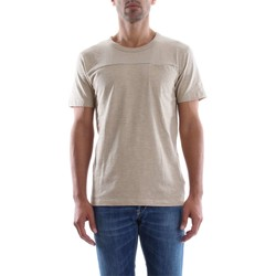 Vêtements Homme T-shirts manches courtes Selected 16048931 MARIUS T-SHIRT Homme WHITE PEPPER WHITE PEPPER