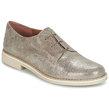 Chaussures Femme Derbies Myma ROSAKTO Taupe