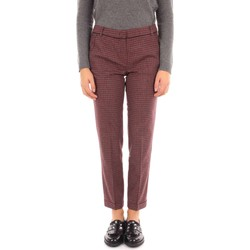 Vêtements Femme Chinos / Carrots Iblues PIRATA Pantalon Femme red red