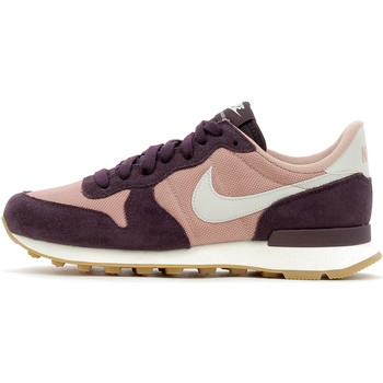 Chaussures Femme Baskets basses Nike Internationalist W Particle Pink / Light Bone
