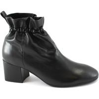 Chaussures Femme Bottines Les Venues LES-I17-6555-NE Nero