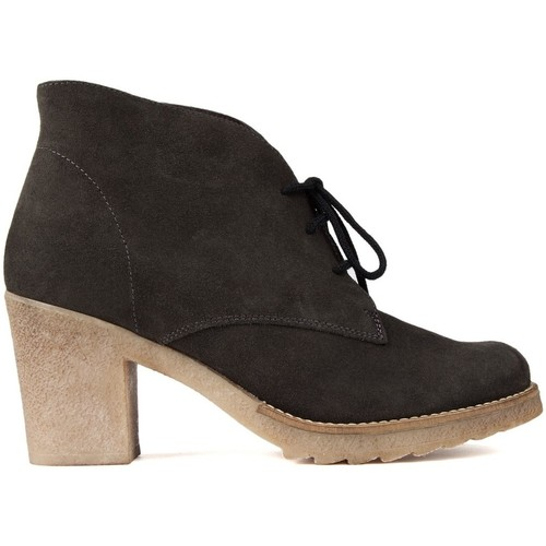 Chaussures Femme Bottines Kroc KROCS SACS marron