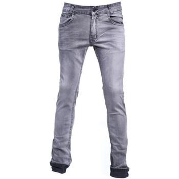 Vêtements Garçon Jeans droit HUGO Jean Hugo Boss Cadet - Ref. J24446-Z20 Gris