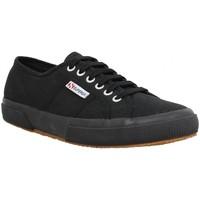 Chaussures Homme Baskets mode Superga 2750 Homme Noir Noir