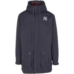Vêtements Homme Parkas New-Era Parka  Tech Series New York Yankees - Ref. 11459414 Bleu